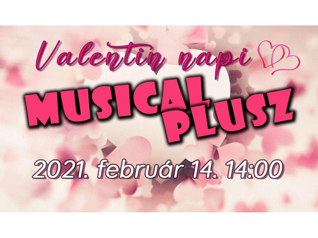 Valentin napi Musicalplusz