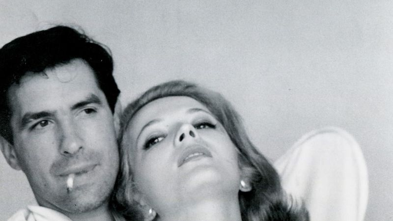 Gena Rowlands, a filmbeli Myrtile és John Cassavetes