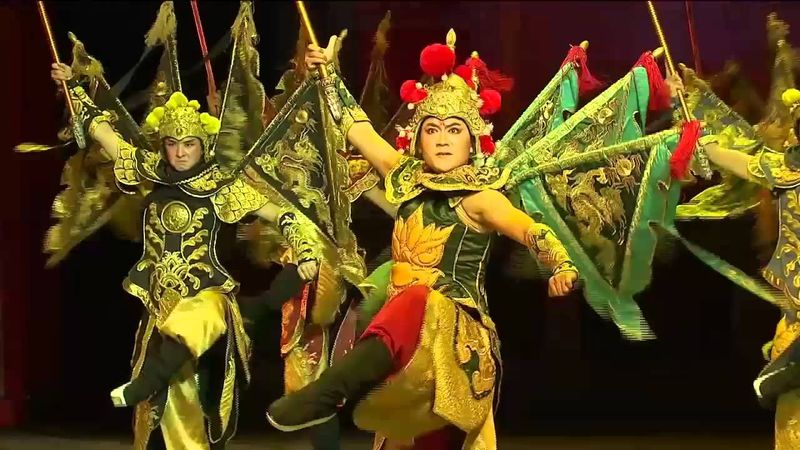 Először látható Magyarországon a Kínai Nemzeti Opera különleges előadása