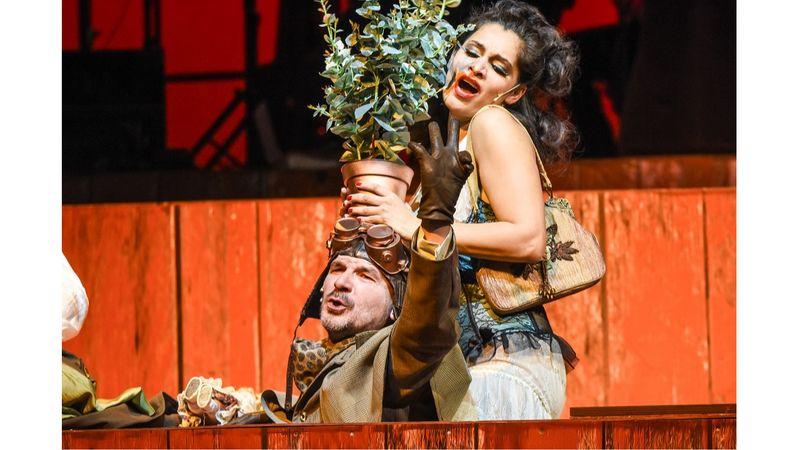 Vidéki Színházak Fesztiválja ismét a Tháliában