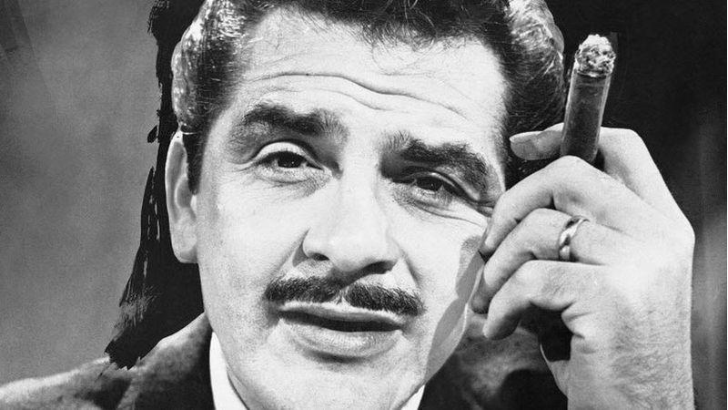 A nap, amikor a magyar komédiás, Ernie Kovacs Los Angeles-ben meghalt egy autóbalesetben