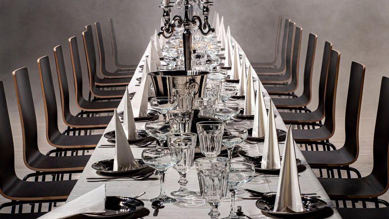 Az elit utolsó vacsorája