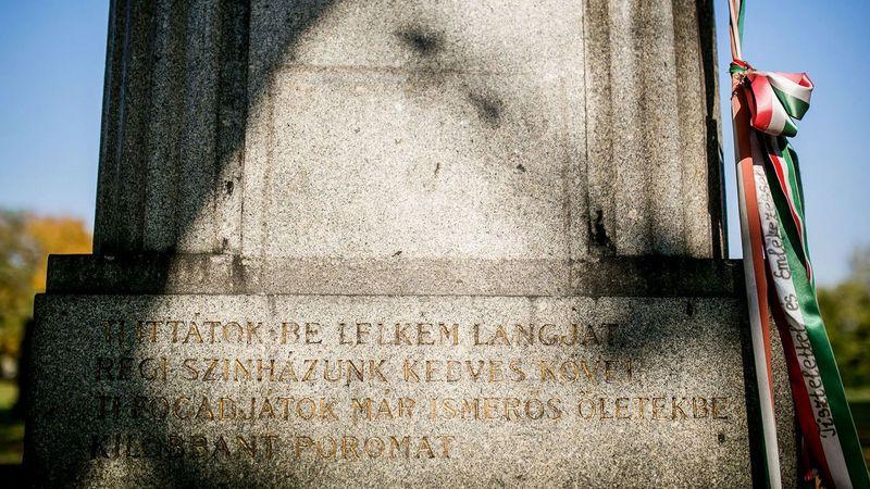 Jászai Mari 13 évig kijárt saját sírjához