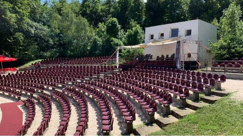Nótaesttel nyit a Budai Szabadtéri Színház
