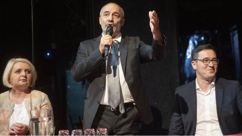 Rudolf Péter már hivatalosan a Vígszínház igazgatója