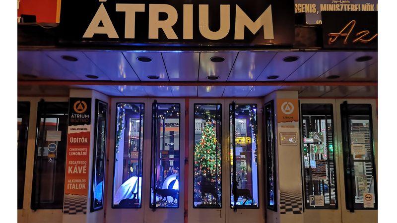 Karácsonyi online előadások az Átriumtól