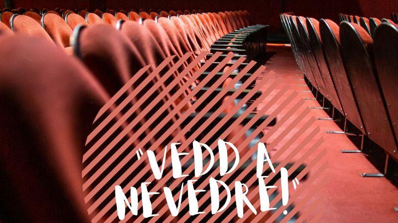 A sorok a színészeké – a székek a közönségé
