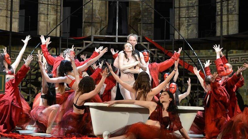 Vörösmarty Színház: Mester és Margarita