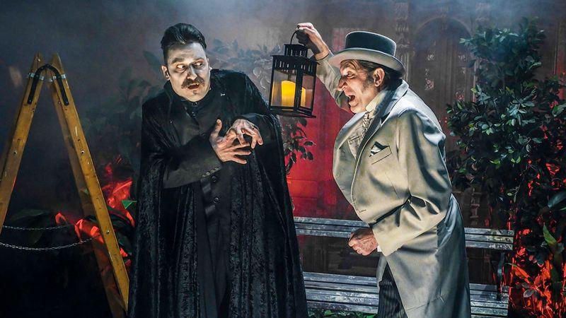 Vérbeli vámpírkomédia Centrál Színházban