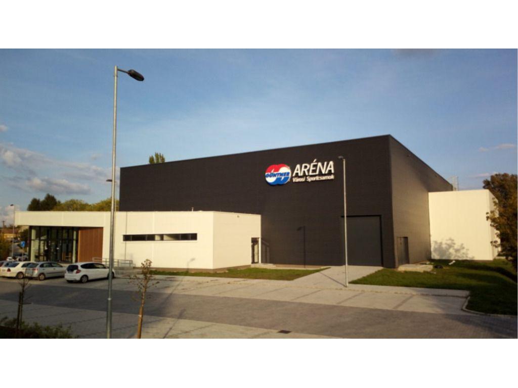 Güntner Aréna Városi Sportcsarnok - Tata