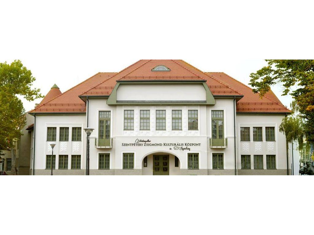 Szentpétery Zsigmond Kulturális Központ és Színház
