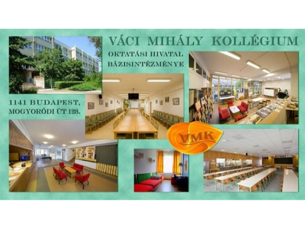Váci Mihály Kollégium