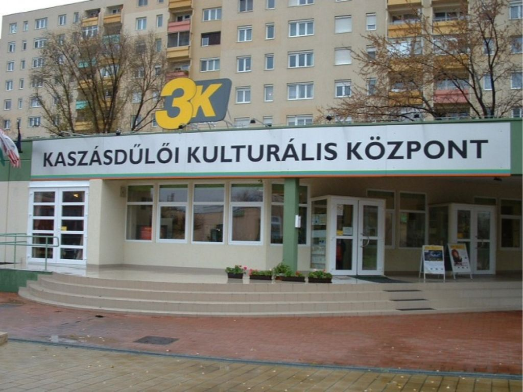 3K - Kaszásdűlői Kulturális Központ