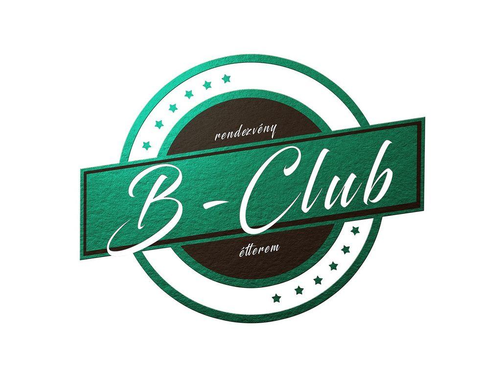 B-Club Rendezvény Étterem