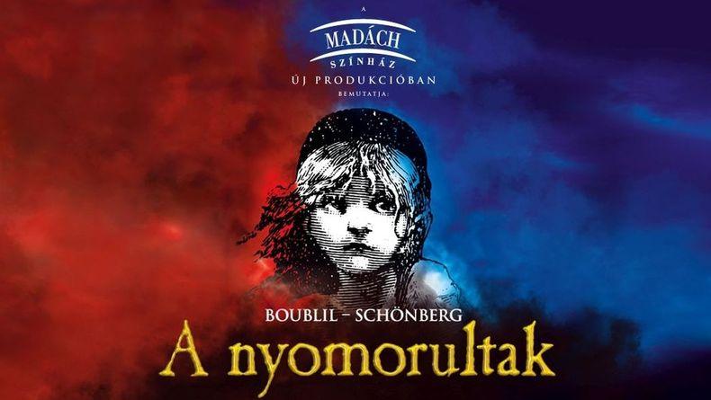 Les Misérables A nyomorultak Kiemelt események