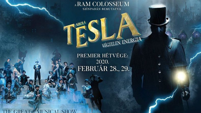 RaM Colosseum bemutatja: Nikola Tesla - Végtelen energia Kiemelt események