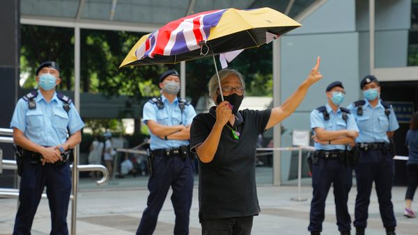 Hongkong: Weitere Haftstrafen für Demokratie-Aktivisten