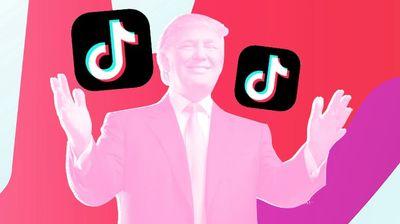 Donald Trump hteo da zabrani TikTok, ali nije mu pošlo za rukom