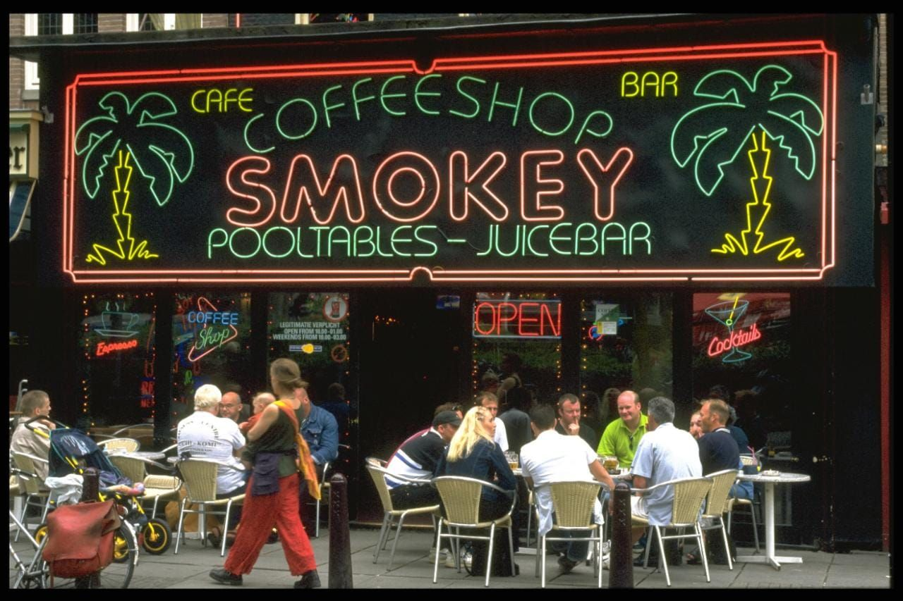 Why are all of Amsterdam's cannabis 'coffee shops' closing?