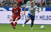 友誼賽精華 - 哈化柏林 0-3 利物浦 | 兩新兵有斬獲 紅軍三球贏柏林