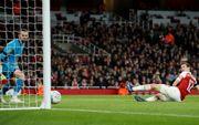 英格蘭聯賽盃精華 - 阿仙奴 2-1 黑池│列治史迪拿建功 阿仙奴險勝黑池