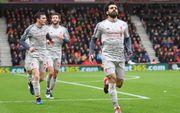 英超精華 - 般尼茅夫 0-4 利物浦│沙拿帽子戲法 利物浦聯賽五連勝