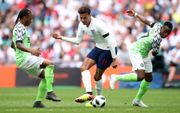 國際友誼賽精華 - 英格蘭 2-1 尼日利亞︱哈利卡尼、卡希爾建功 伊禾比補...
