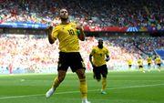 世界盃精華-比利時 5-2 突尼西亞│夏薩特、盧卡古梅開二度 比利時兩戰全...