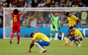 世界盃精華-巴西 1-2 比利時│費蘭甸奴擺烏龍 比利時力克巴西晉四強