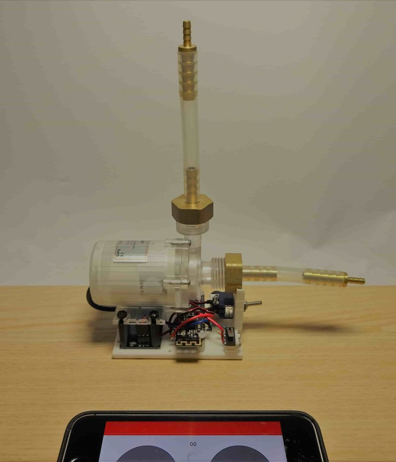 Water Pump - Relay Module