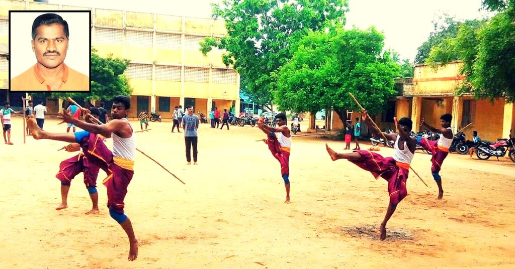 This Man Quit His Studies to Revive the 3000-Year-Old Sport of Silambam in Pune!