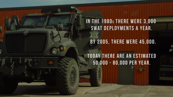 Step Inside a Real SWAT Team Pot Raid — See if You Can Tell Who the 'Bad Guys' Are