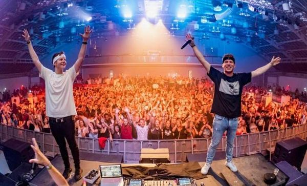 DJ-Duo Coverrun begeistert mit neuem Hit