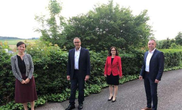 SPÖ Katsdorf blickt mit neuer Führungsspitze in die Zukunft