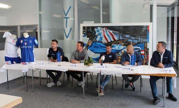 2.000 Zuschauer beim Heimspiel-Auftakt von Blau-Weiß Linz zugelassen