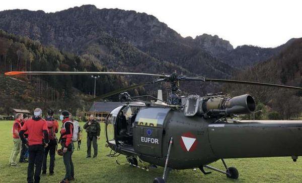 Bergretter des Bezirkes Kirchdorf rückten 2020 zu 112 Einsätzen aus