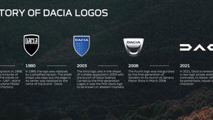Dacia rivoluziona la sua identità visuale: nuovo logo, nuovo emblema, nuove tinte
