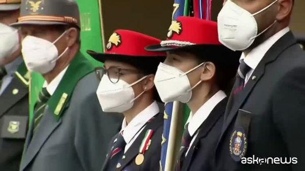 Festa dei Carabinieri, Mattarella: in prima linea contro il Covid