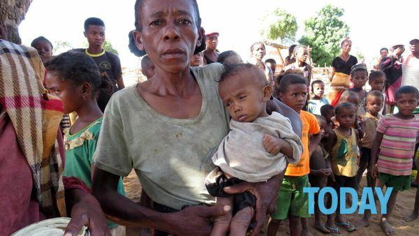 Il Madagascar è sull'orlo della carestia e rischia una catastrofe al di là di ogni immaginazione