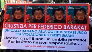 Federico, ucciso dal padre durante un incontro protetto: sua madre Antonella cerca ancora giustizia