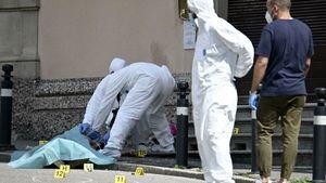Marwen Tayari, ucciso con una coltellata al cuore davanti a moglie e figlie: fermato un giovane