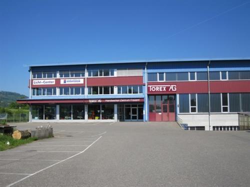 Holzbearbeitungsmaschinen Torex Handels AG 5612 Villmergen Schweiz www.torex.ch