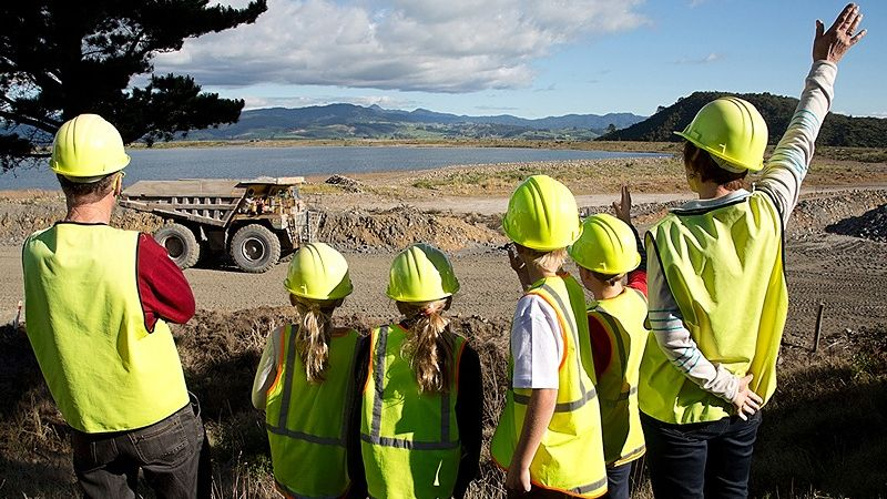 Waihi Gold Discovery Centre and Goldmine Tours