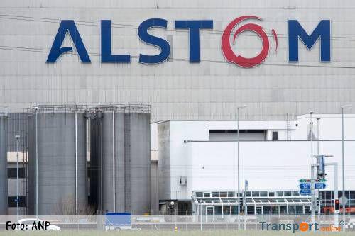 Alstom en Siemens werken aan treinfusie