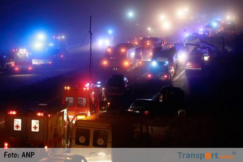 Spookrijder rijdt drie Nederlanders dood [+foto's]