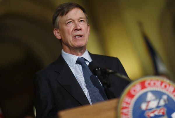 Colorado governor says California faces challenges in legalizing pot
