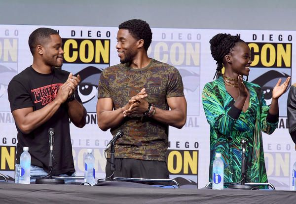 Ryan Coogler explains why Kendrick Lamar is the perfect sound for 'Black Panther' - Los Angeles Times