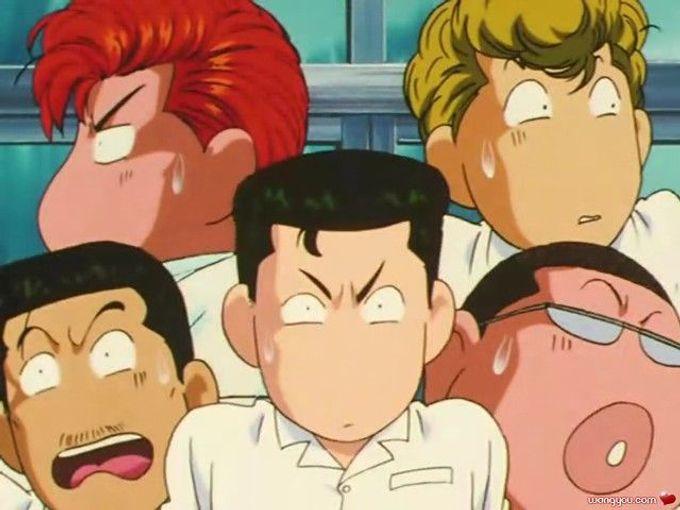 櫻木軍團-致那些年的友情