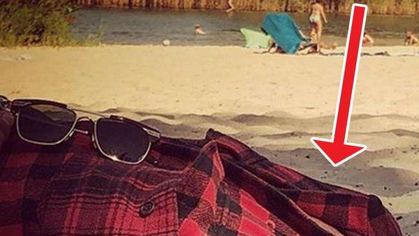 Ostsee-Urlaub: Schlager-Star relaxt an Strand - Als er da lostanzt, bleibt er wohl nicht mehr unerkannt