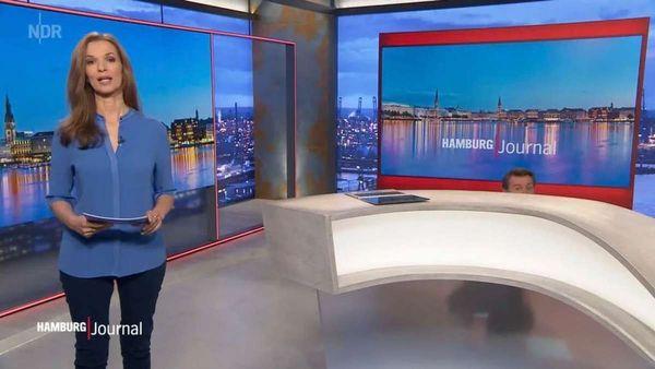 Panne im Live-TV: Tagesschau-Moderator taucht hinter Pult ab - er klärt die Situation schmunzeln auf